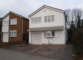 Thumbnail 4 bed detached house to rent in Bexley Road, Erith