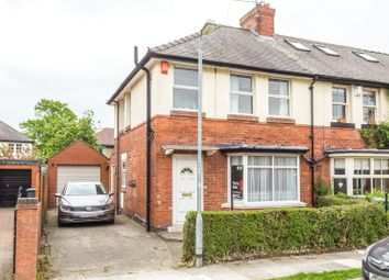 Thumbnail 3 bed semi-detached house to rent in Glen Avenue, York