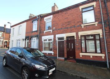 Thumbnail 2 bed terraced house to rent in Homer Street, Hanley, Stoke-On-Trent