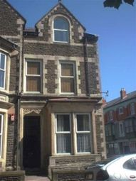 Thumbnail 2 bedroom flat to rent in Howard Gardens, Roath, Cardiff