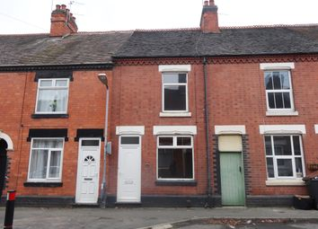 Thumbnail 3 bed terraced house for sale in Willington Street, Nuneaton