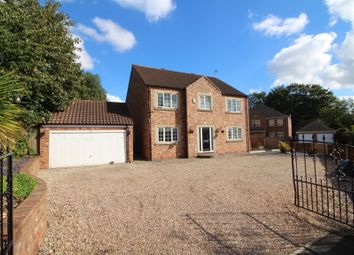 Thumbnail 4 bed detached house for sale in Park Gardens, Byram, Knottingley