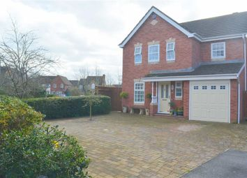 Thumbnail 4 bed detached house for sale in Pegasus Gardens, Quedgeley, Gloucester