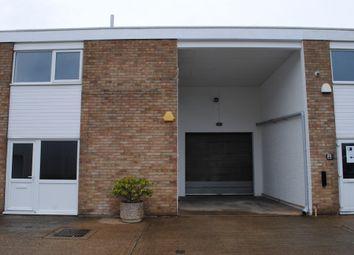 Thumbnail Commercial property to let in Heybridge House Industrial Estate, The Causeway, Heybridge, Maldon