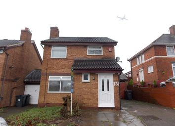 Thumbnail 3 bedroom detached house for sale in Glebe Farm Road, Stechford, Birmingham