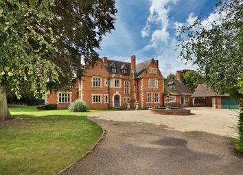 Thumbnail 7 bedroom detached house for sale in Snailwell Road, Newmarket