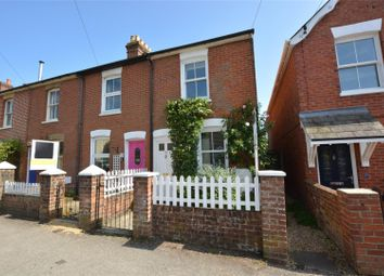 Thumbnail 2 bedroom end terrace house for sale in Middle Road, Lymington, Hampshire