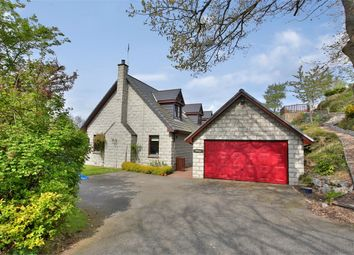 Thumbnail 5 bed detached house for sale in Bellwood Den, Aboyne, Aberdeenshire