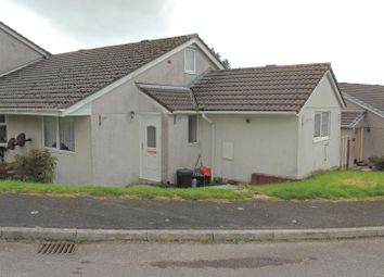 Thumbnail 2 bed terraced bungalow for sale in Fortescue Close, Foxhole, St. Austell