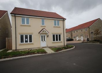 Thumbnail 4 bed detached house for sale in Orchid Way, Writhlington, Radstock