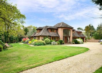 Thumbnail 5 bed detached house for sale in Crooksbury Road, Runfold, Farnham