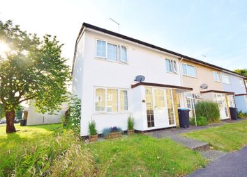 Thumbnail 3 bed end terrace house for sale in The Downs, Harlow