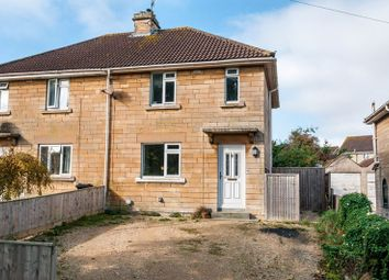 Thumbnail 3 bed semi-detached house for sale in Glebe Road, Bath