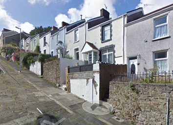 Thumbnail 2 bed terraced house to rent in Clifton Hill, Swansea