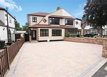 Thumbnail 3 bed semi-detached house for sale in Forest Drive, Theydon Bois, Essex