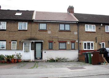 Thumbnail 3 bedroom terraced house for sale in Crescent Road, Dagenham