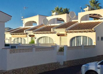 Thumbnail 2 bed terraced house for sale in Moraira, Alicante, Spain