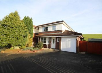 Thumbnail 3 bed detached house for sale in College Close, Longridge, Preston