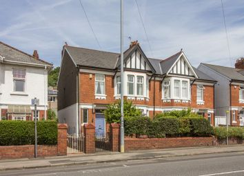 Thumbnail 4 bedroom semi-detached house for sale in Chepstow Road, Newport