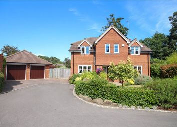 Thumbnail 5 bed detached house for sale in Cedar View, Church Crookham, Fleet, Hampshire