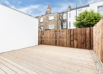 Thumbnail 3 bed flat for sale in Portnall Road, London