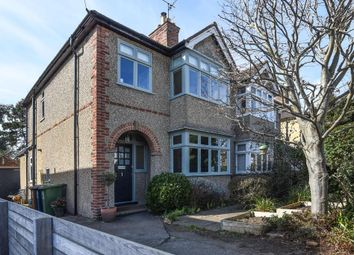 Thumbnail 3 bed semi-detached house for sale in Lovelace Road, North Oxford, Oxfordshire OX2,