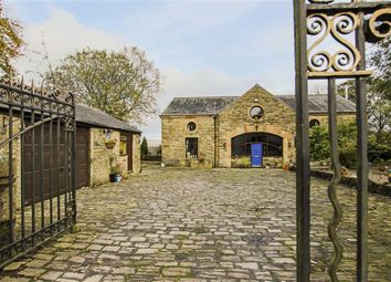 Thumbnail 4 bed barn conversion for sale in Healey Mount, Burnley