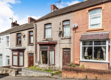 Thumbnail 3 bed terraced house for sale in Waterloo Place, Brynmill, Swansea
