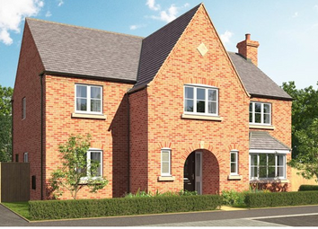 Thumbnail 1 bedroom detached house for sale in The Bridgemere, Newport Pagnell Road, Wootton Fields, Northamptonshire