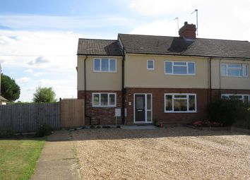 Thumbnail Semi-detached house for sale in Newport Road, Emberton, Olney