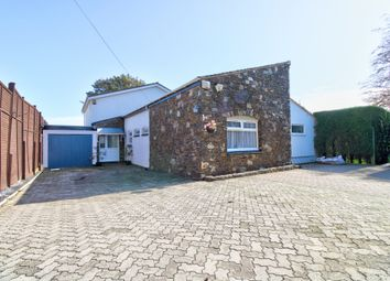 Thumbnail 5 bed detached bungalow for sale in Dartmouth Road, Stoke Fleming, Dartmouth