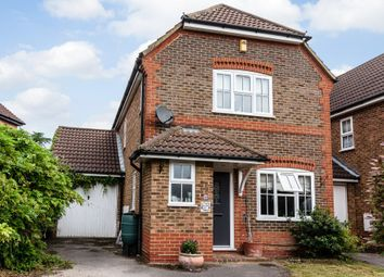 Thumbnail 3 bed link-detached house for sale in Carnation Drive, Winkfield Row