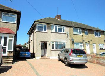 Thumbnail 3 bed semi-detached house for sale in Long Elmes, Harrow Weald
