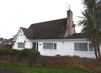 Thumbnail 4 bed detached bungalow for sale in Caroline Avenue, North Cornelly, Bridgend