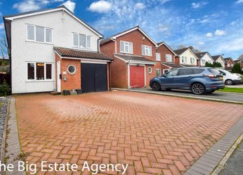 4 bed detached house for sale in Llys Nercwys, Mold CH7