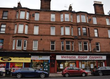 Thumbnail 1 bedroom flat for sale in 342 Victoria Road, Flat 1.1, Glasgow, Glasgow