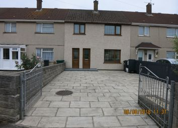 Thumbnail 3 bed terraced house for sale in Sunnybank Road, Sandfields, Port Talbot.