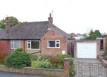 Thumbnail 2 bed semi-detached bungalow for sale in Castle Road, Killinghall, Harrogate