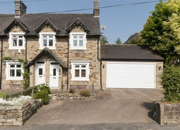 Thumbnail 3 bedroom property for sale in Main Road, Pentrich, Ripley