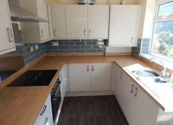 Thumbnail 3 bed terraced house to rent in Oak Street, Abertillery