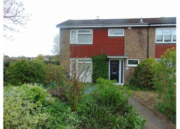 Thumbnail 3 bed end terrace house for sale in Havenfield Road, High Wycombe