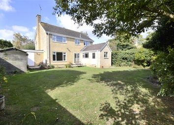 Thumbnail 4 bed detached house for sale in Church Hanborough, Witney, Oxfordshire