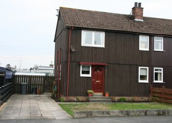 Thumbnail 3 bed end terrace house for sale in Castledykes Road, Kirkcudbright