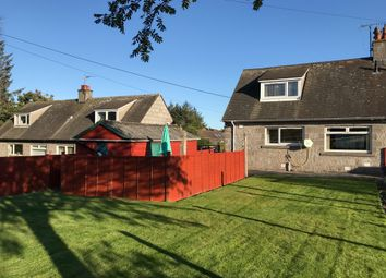 Thumbnail 2 bed semi-detached house to rent in Forrit Brae, Bucksburn, Aberdeen