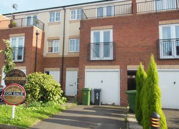 Thumbnail 3 bed town house to rent in Princethorpe Road, Willenhall
