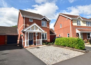 Thumbnail 3 bed detached house for sale in Swan Drive, Droitwich