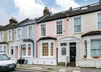 Thumbnail 4 bedroom terraced house for sale in Burnthwaite Road, London