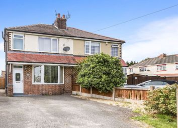 Thumbnail 3 bed semi-detached house for sale in Wateringpool Lane, Lostock Hall, Preston