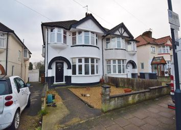 Thumbnail 3 bedroom semi-detached house for sale in Chestnut Grove, Wembley, Middlesex