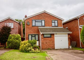 Thumbnail 4 bedroom detached house for sale in Wheat Croft, Bishop's Stortford